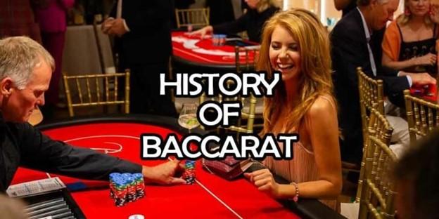 바카라의 역사는 이탈리아에서 시작되었습니다